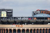 Citi Field, Home Of Major League Baseball Team The New York Mets