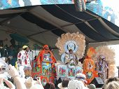 Hard Head Hunters Mardi Gras Indians 03
