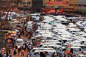 Kampala Taxi Park Business