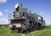 Steam Locomotive Built In Sweden From Russian Project