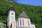 cathedral of Hallstatt