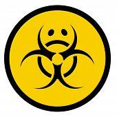 Hazard sign