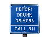 Relatório sinal de motoristas bêbados