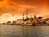 Old Stavanger Harbor