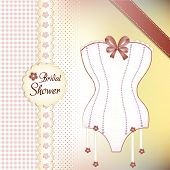 Bridal Shower Greeting Card