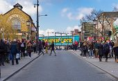 Camden Town during the day