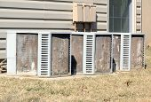Old Air Conditioners