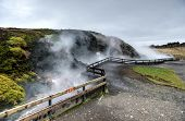 Deildartunguhver Geothermal Spring, Iceland