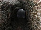 Underground Sewer
