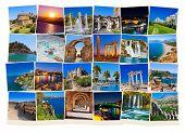 Stack Of Antalya Turkey Travel Images