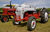 Refurbished Ford and Farmall H Tractors