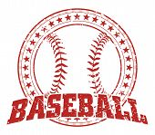 Baseball Design - Vintage