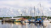 Marina in Karlskrona