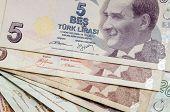 Turkish Money fan