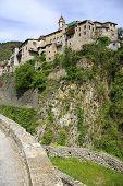 French Riviera, Pre-alpine Landscape: Luceram Medieval Village