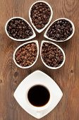 Fresh Coffee And Beans