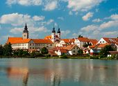 Telc is one of most beautiful towns in Southern Moravia, Highlands Region. The historical core belon