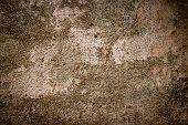 Dark Concrete Texture Background