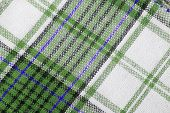 checked fabric tecture