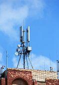 Equipment Of Mobile Communication