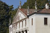 pic of vicenza  - The Villa Valmarana (also known as Valmarana Scagnolari Zen) is a Renaissance villa situated in Lisiera a locality of Bolzano Vicentino Province of Vicenza northern Italy. Designed by Andrea Palladio it was originally built in the 1560s