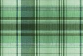 Tartan Green Pattern - Plaid Clothing Table