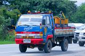PAYAWAN Oil Truck