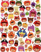 Cartoon Character Child 4