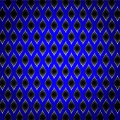 blue Colour Abstract metal background.