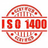 Certified Iso Stamp