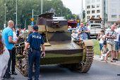 7Tp Polish Tank