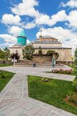 Hdr: Tomb Of Mevlana, The Founder Of Mevlevi Sufi Dervish Order