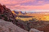 Canyonlands N.P. Landscape