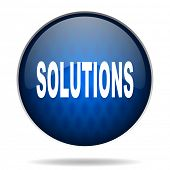 solutions internet icon