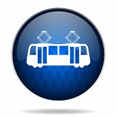 tram internet icon