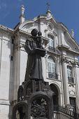 Santo Antonio Church. Lisbon