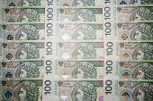 picture of zloty  - Poland currency zloty  - JPG