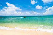 Sunshine Surf Heavenly Blue