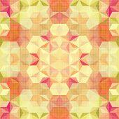 Colorful Futuristic Pattern