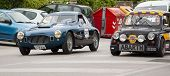 fiat 600 abart Mille miglia history race