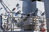 British Navy HMS KENT