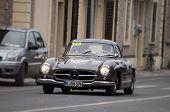 OLB CAR  Mercedes-Benz300 SL W 1981957  MILLE MIGLIA 2014