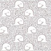 White whale pattern