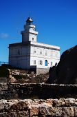 Lighthouse at the Capo Testa