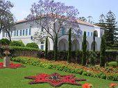 Akko Bahai Gardens Mansion Of Bahji 2004