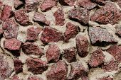 abstract background with a brick textures