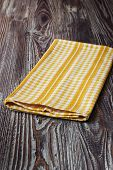 Yellow Kitchen Towel