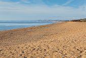 Abbotsbury beach Dorset England UK