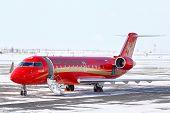 Rusline Canadair Regional Jet Crj-200Er