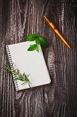 Notepad For Recipes